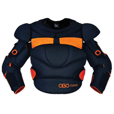 OBO Cloud Hockey Goalkeeping Body Armour with arms