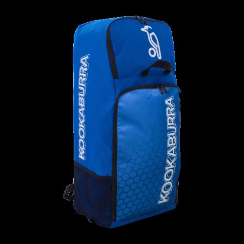 Kookaburra D5 Cricket Duffle Bag (Blue Cyan)