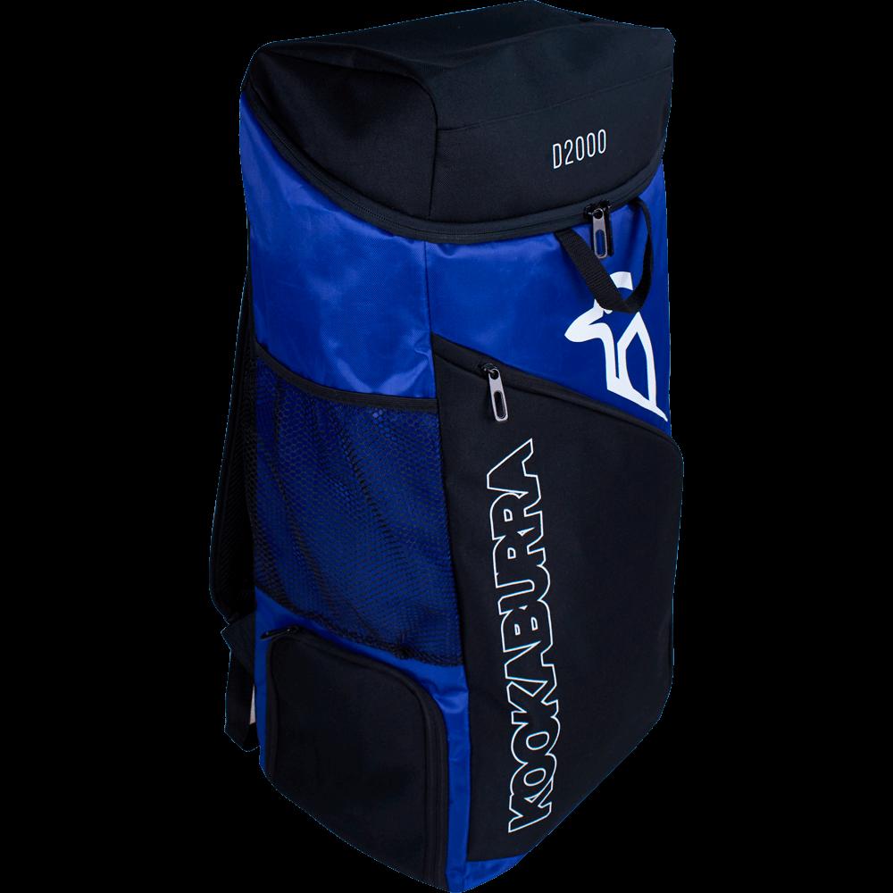 880184bc76a Kookaburra D2000 Blue Cricket Duffle Bag