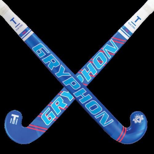 Gryphon Taboo Blue Steel Pro Hockey Stick