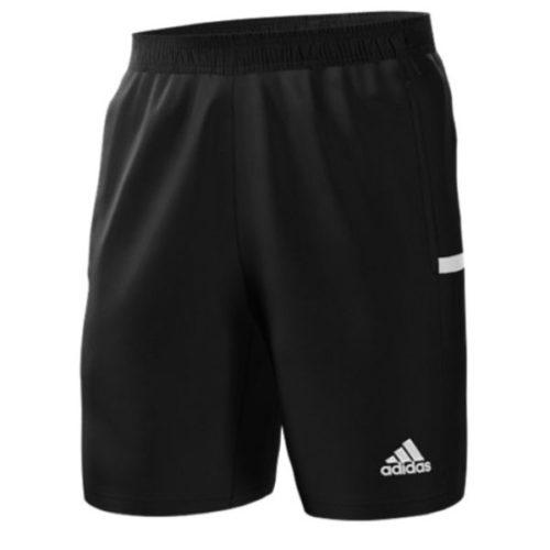 Adidas T19 Black Woven Hockey Shorts
