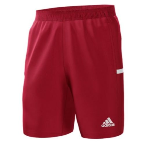 Adidas T19 Red Woven Hockey Shorts