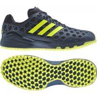 Adidas Adizero Hockey Shoes - Blue Yellow