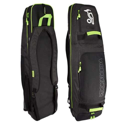 Kookaburra Xenon Black Hockey Stick and Kit Bag