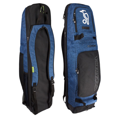 Kookaburra Xenon Navy Hockey Stick & Kit Bag