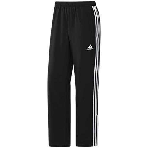 Adidas T16 Mens Tracksuit Pants Black