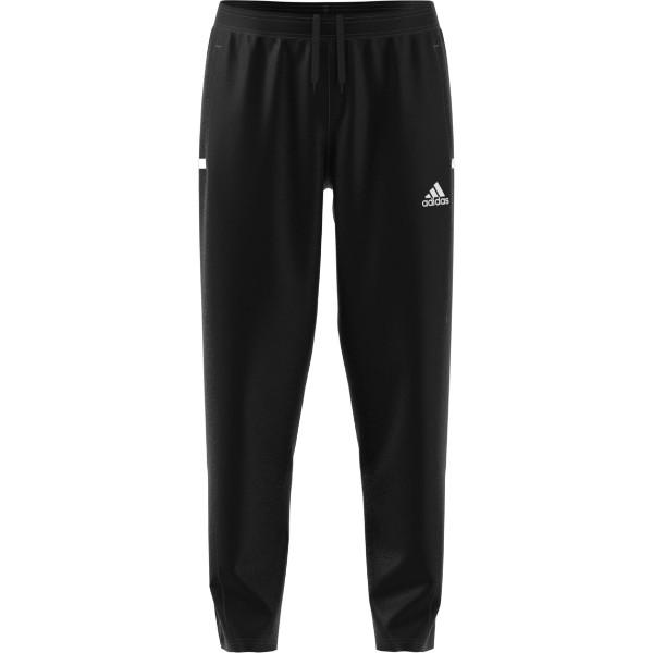 best value classic chic 60% cheap Adidas T19 Mens Black Woven Pants