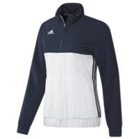 Adidas T16 Ladies Team Jacket Navy\White