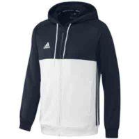 Adidas T16 Mens Hooded sweatshirt Navy