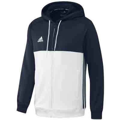 Adidas T16 Mens Hooded sweatshirt Navy