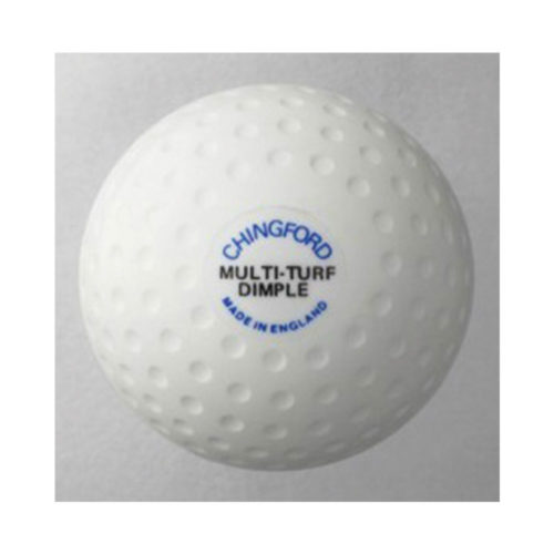 Hockey Club\School Pack of 72 White Dimple Hockey Balls