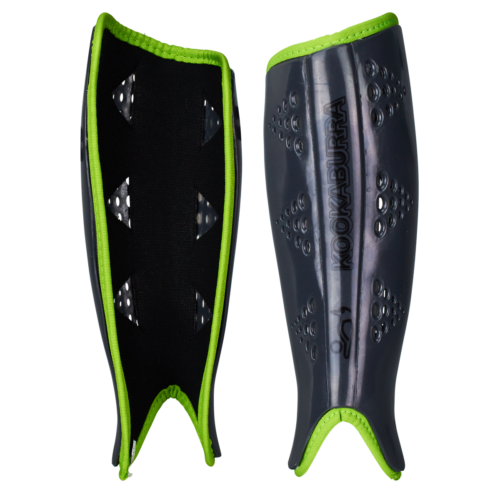 Kookaburra Viper Grey Hockey Shinguards