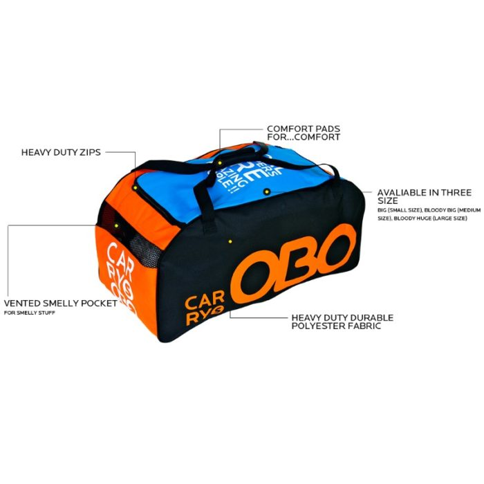 OBO Large Hockey Goal Keeping Carry Bag
