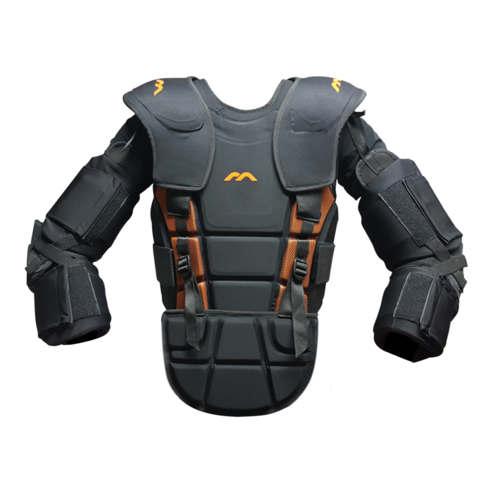 Mercian CP52 Evolution Body Armour with arms