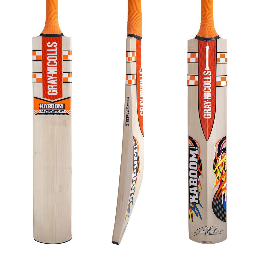 Cricket Bats - Gray Ni...