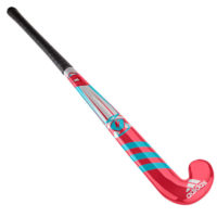 Adidas K17 Junior Red Blue Wooden Hockey stick