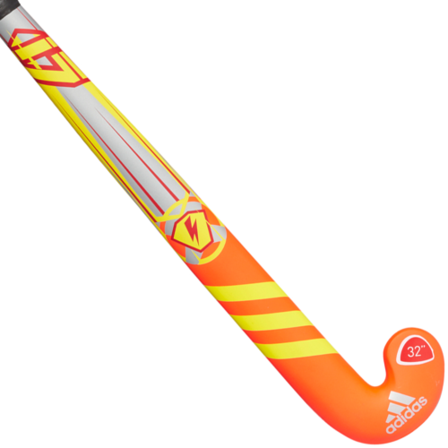 Adidas K17 King Junior Red Wooden Hockey Stick