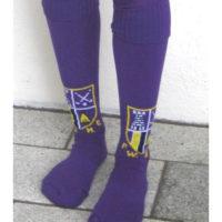 Pembroke Wanderers Hockey Club Socks