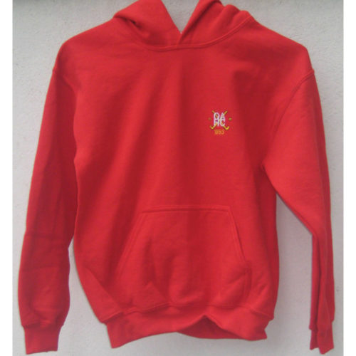 Old Alex Hockey Club Junior Hoody