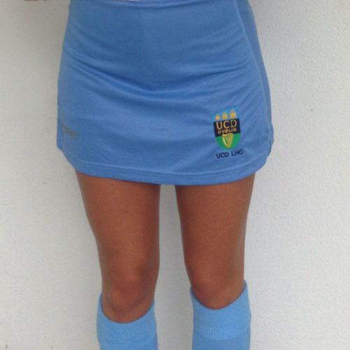 UCD Ladies Hockey Club Skort