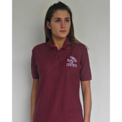 Loreto Hockey Club Junior Polo Shirt