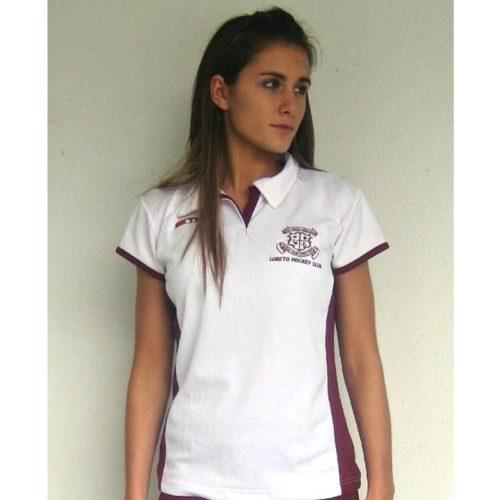 Loreto Hockey Club Ladies Playing Shirt