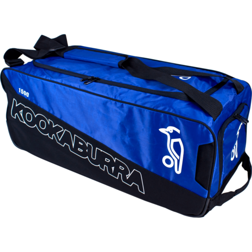 fe086b4bf Kookaburra 1500 Blue Wheelie Cricket Bag