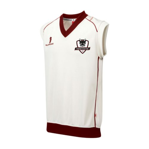 Pembroke Cricket Club Sleeveless Sweater