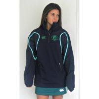 Mount Anville School 1/4 Zip Rain Jacket