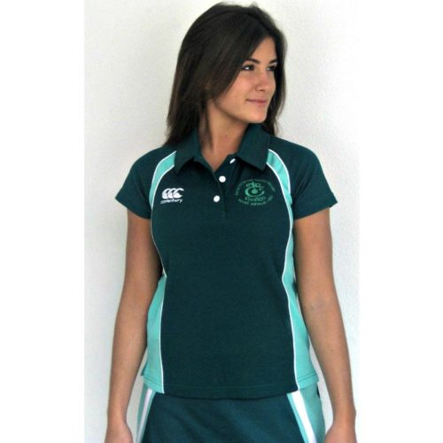 Mount Anville School Hockey Polo Shirt