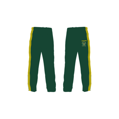 Railway Union Hockey Club Children's Tracksuit Pants