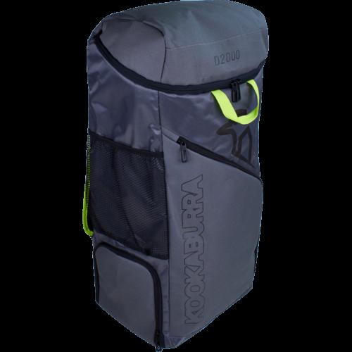 Kookaburra D2000 Grey Cricket Duffle Bag