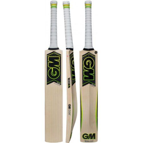 Gunn and Moore Zelos DXM 808 Cricket Bat