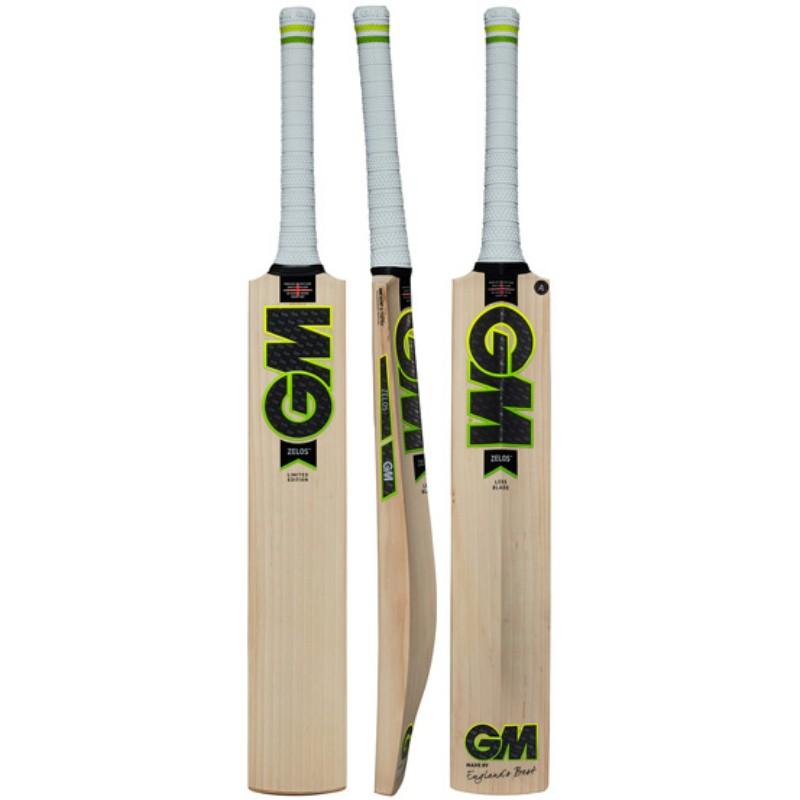 Gunn and Moore Zelos DXM 404 Cricket Bat
