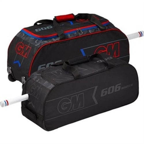 Gunn and Moore 606 Wheelie Cricket Bag