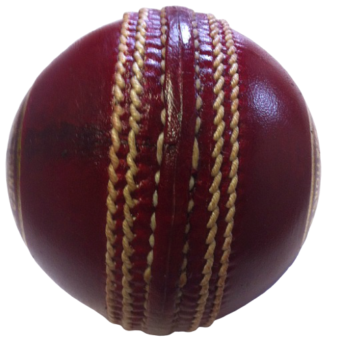 ED Sports County Gold Red Cricket Ball