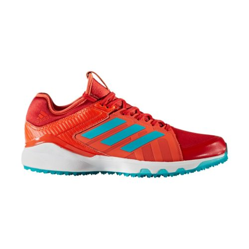 Adidas Lux Red Hockey Shoes