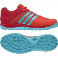 Adidas SRS 4 M Red Hockey Shoes