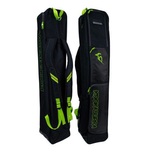 Kookaburra Phantom Black Hockey Stick and Kit Bag