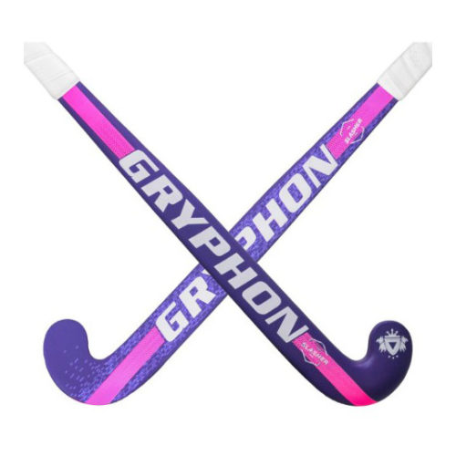 Gryphon Slasher Purple Hockey Stick