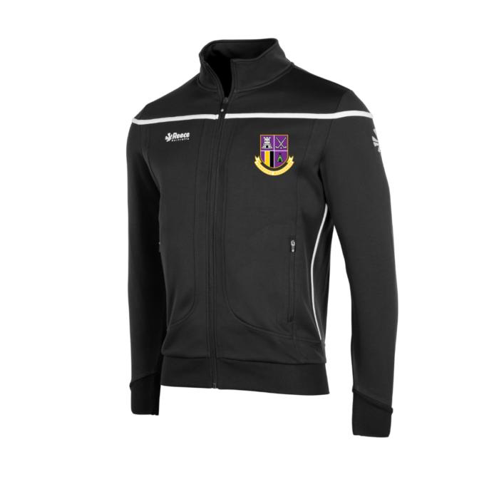 Pembroke Wanderers Hockey Club Mens Zipped Jacket