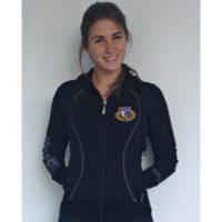 Pembroke Wanderers Hockey Club Ladies Zipped Hoody