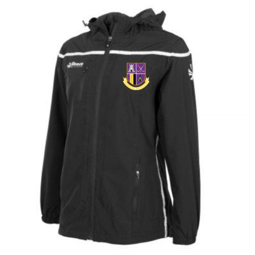 Pembroke Wanderers Hockey Club Ladies Rain Jacket