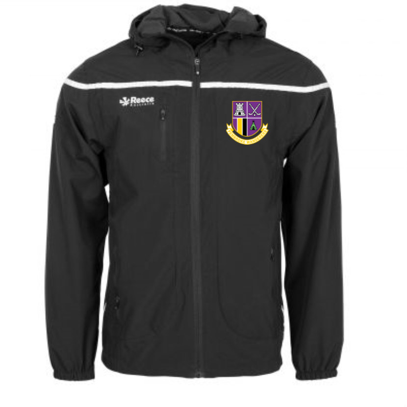 Pembroke Wanderers Hockey Club Mens Rain Jacket