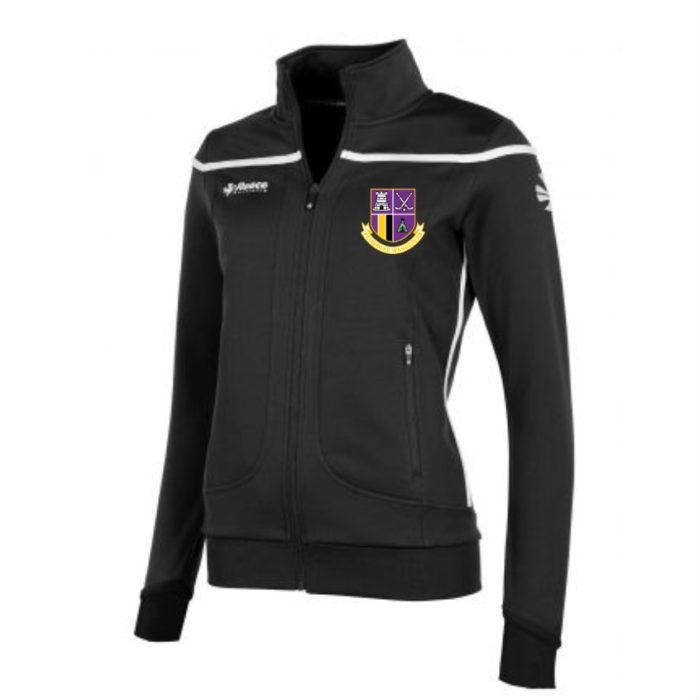 Pembroke Wanderers Hockey Club Ladies Zipped Jacket