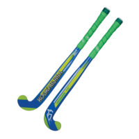 Kookaburra Neon Blue Junior Wood Hockey Stick