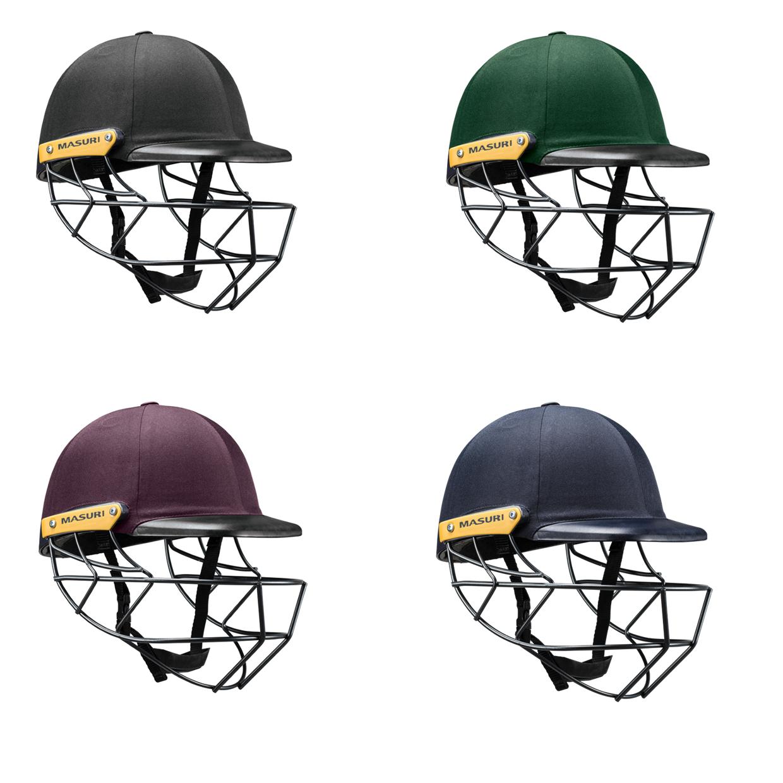Masuri C Line Plus Junior Cricket Helmet