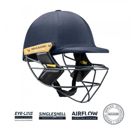 Masuri E Line Titanium Cricket Helmet