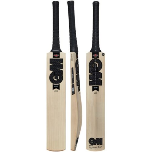 GUNN AND MOORE NOIR L555 DXM 808 CRICKET BAT