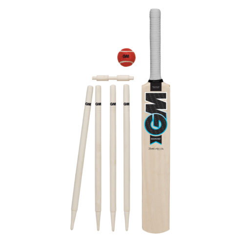 Gunn and Moore Diamond Cricket Set